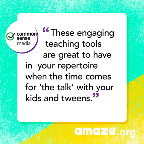 These engaging teaching tools are great to have in your repertoire when the time comes for